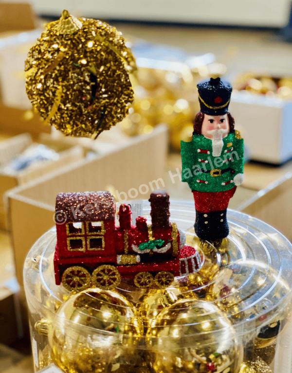 Versierpakket Kerstbomen Haarlem