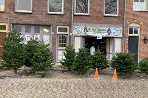 Kerstboomverkoop Haarlem