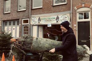 Kerstboom Haarlem